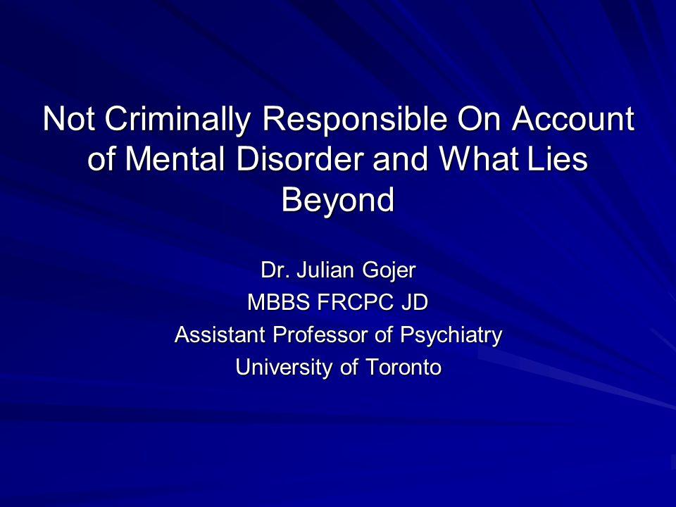 Assistant Professor of Psychiatry