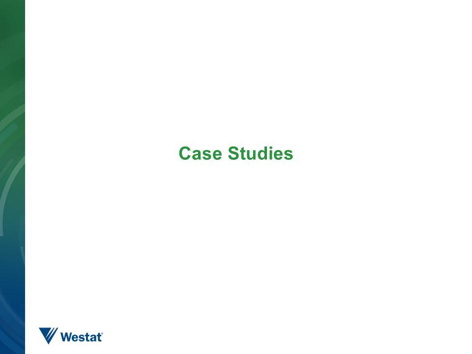 Case Studies 8 8