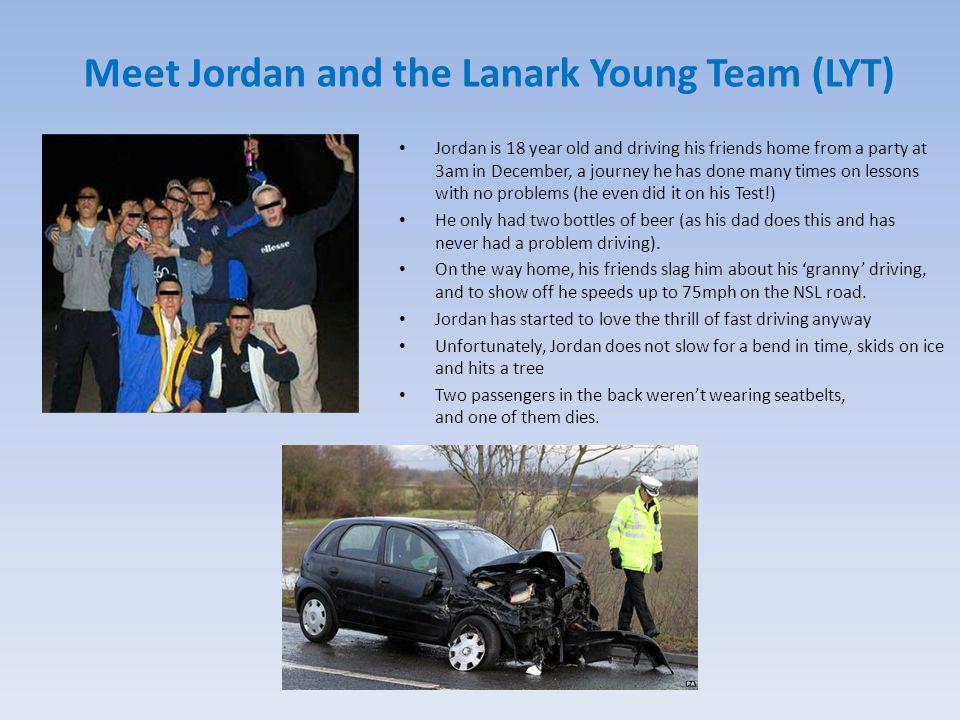 Meet Jordan and the Lanark Young Team (LYT)
