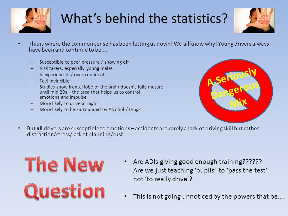 What's behind the statistics