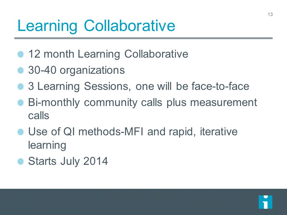 Learning Collaborative