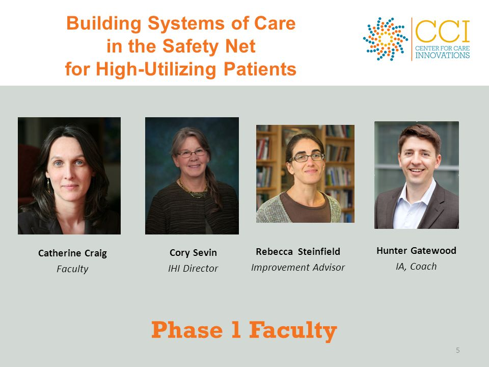 Building Systems of Care in the Safety Net for High-Utilizing Patients