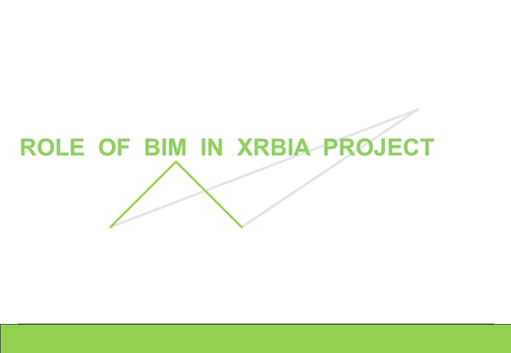 ROLE OF BIM IN XRBIA PROJECT