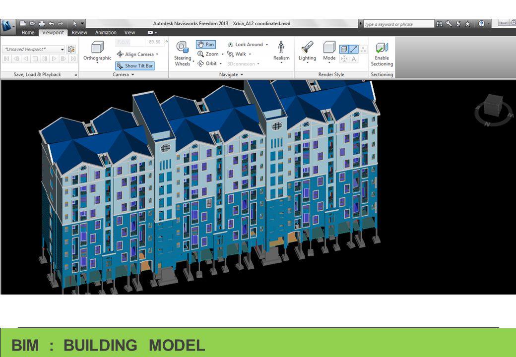 BIM : BUILDING MODEL