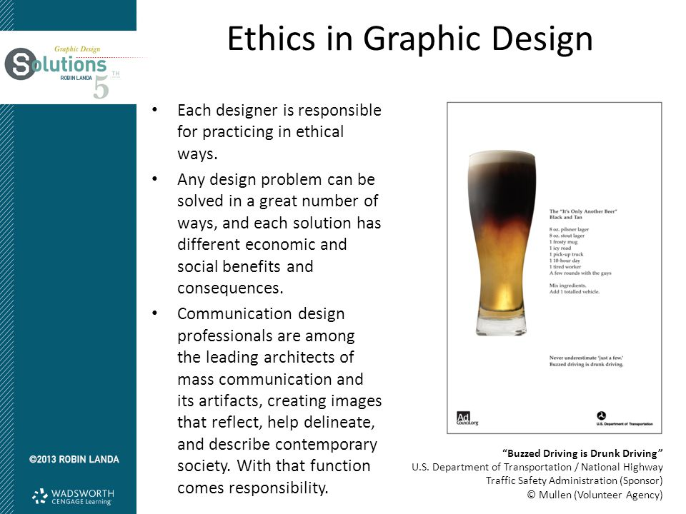 Ethics in Graphic Design