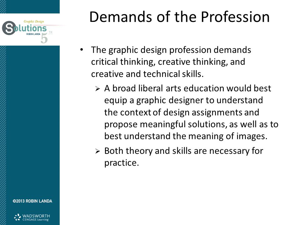 Demands of the Profession