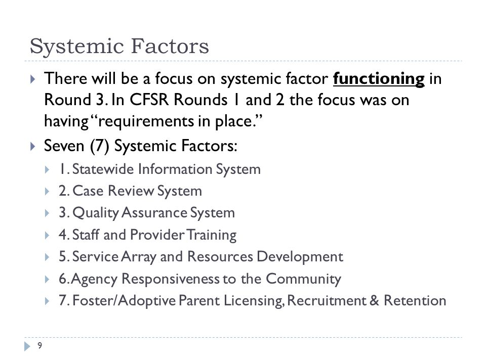 4/15/2017 Systemic Factors.