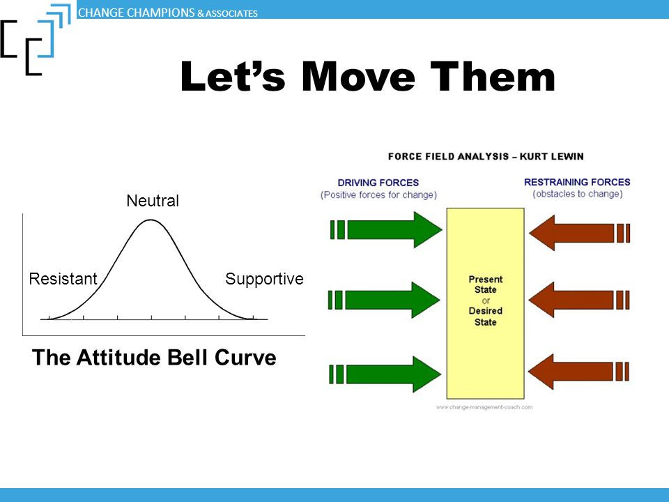 The Attitude Bell Curve