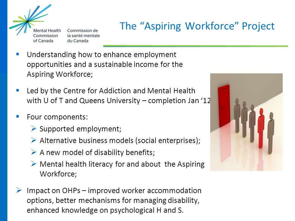 The Aspiring Workforce Project