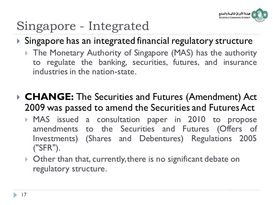 Singapore - Integrated