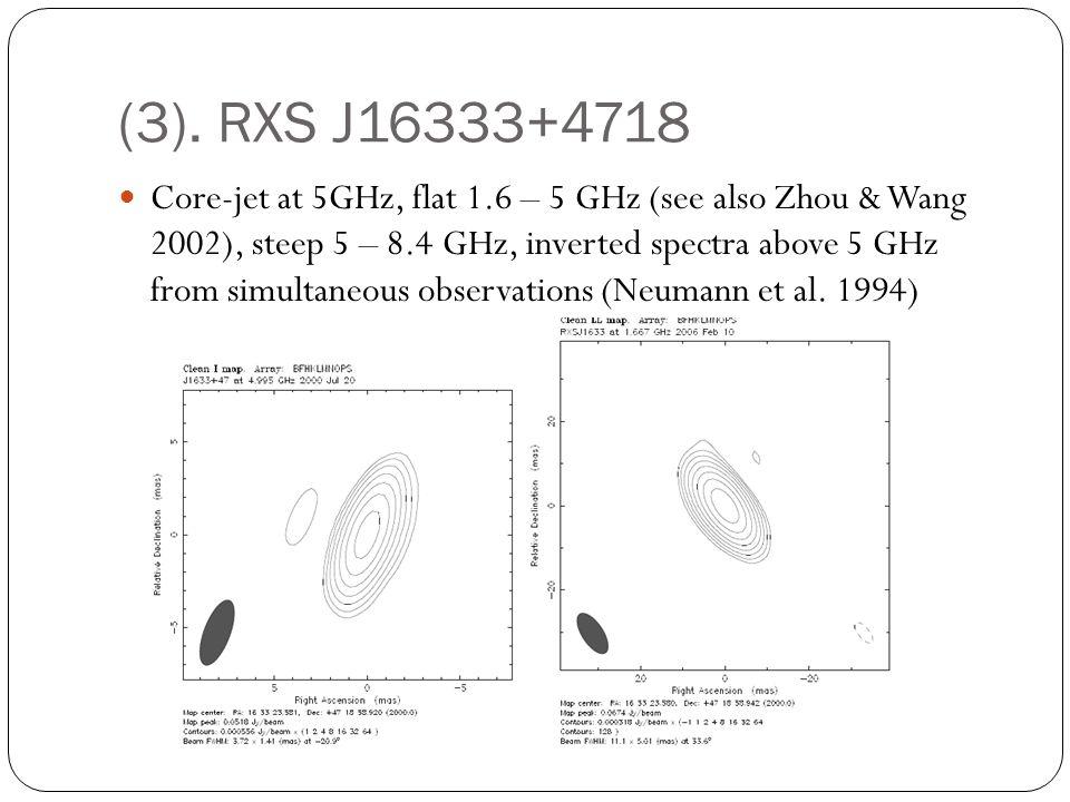 (3). RXS J16333+4718