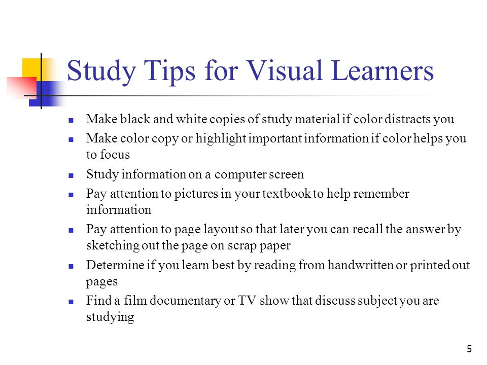 What S Your Learning Style Ppt Video Online Download