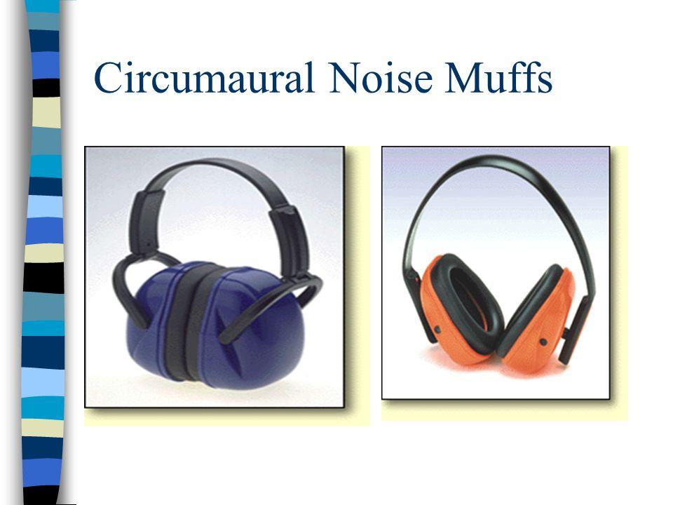 Circumaural Noise Muffs