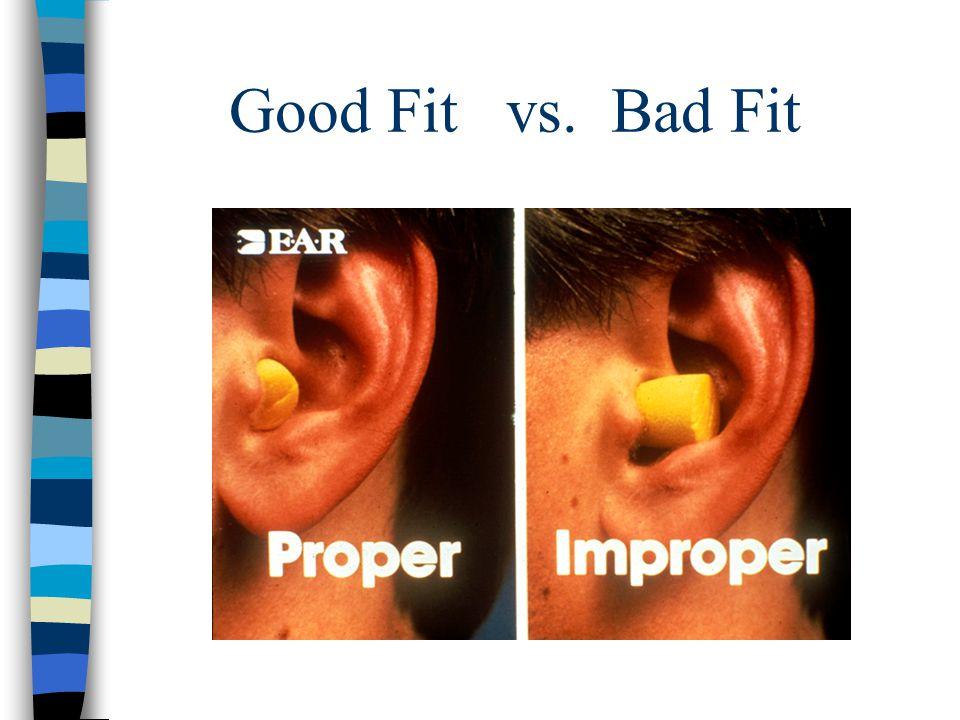 Good Fit vs. Bad Fit