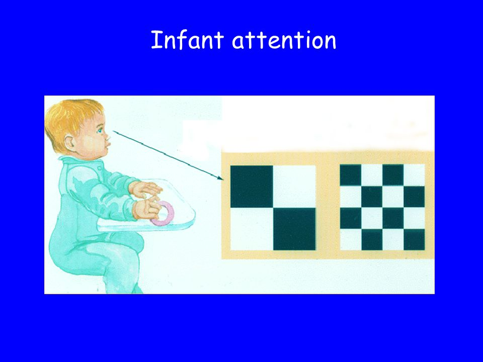 Infant attention