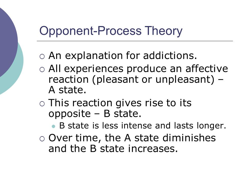 Opponent-Process Theory