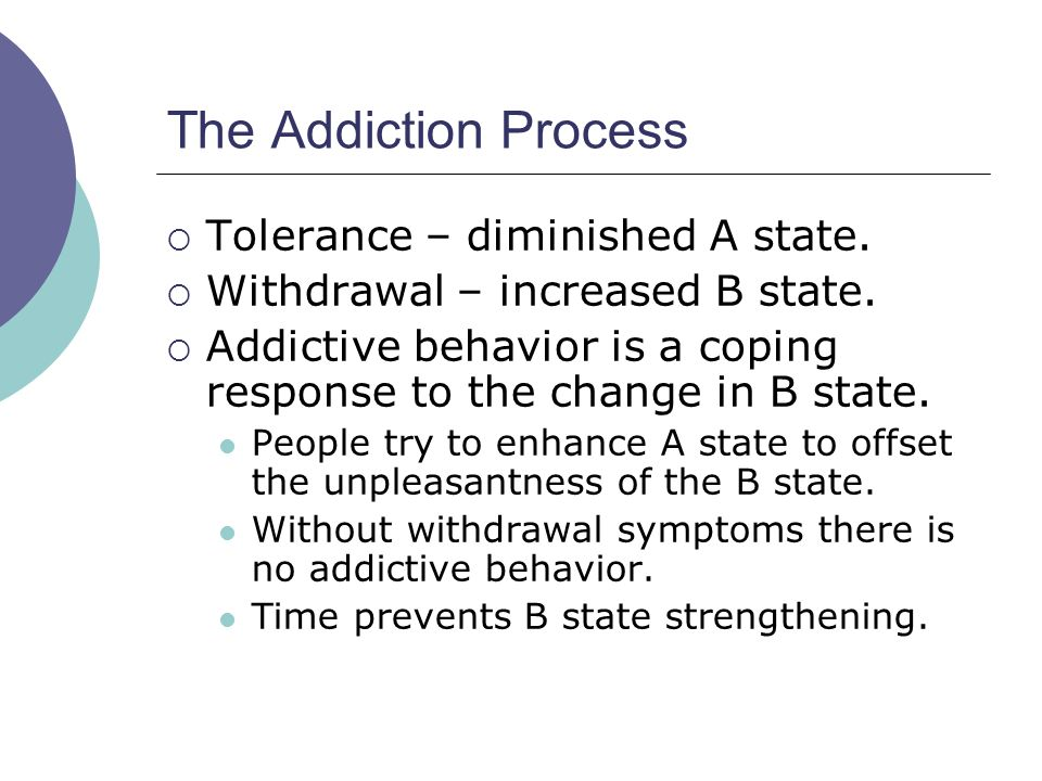 how to change addictive behavior