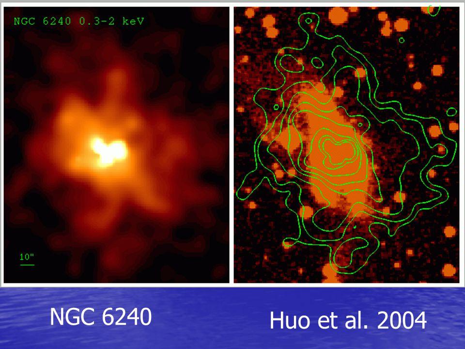 NGC 6240 Huo et al. 2004