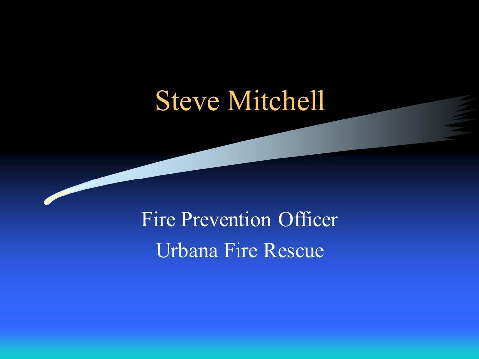 Fire Prevention Officer Urbana Fire Rescue