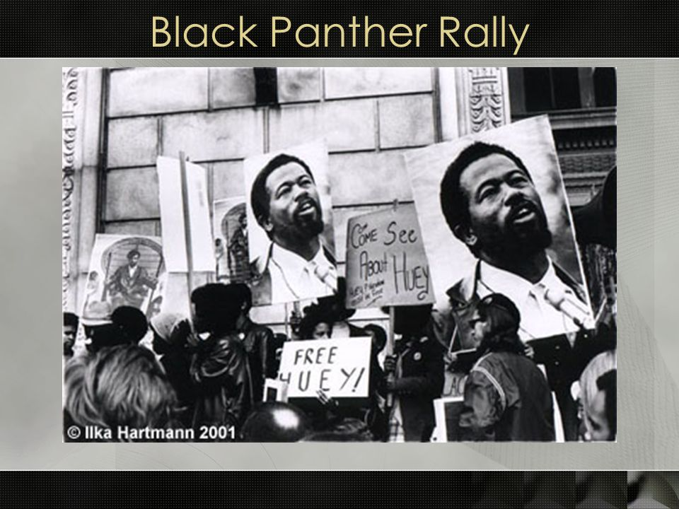 Black Panther Rally