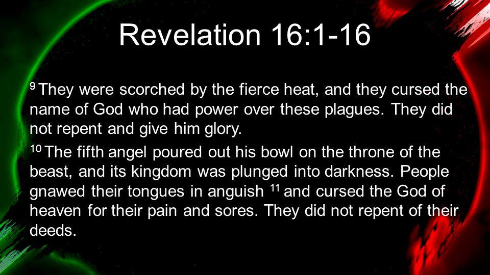 Revelation 16:1-16
