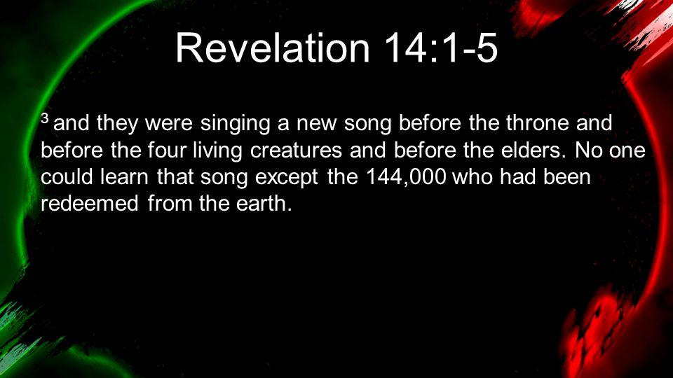 Revelation 14:1-5
