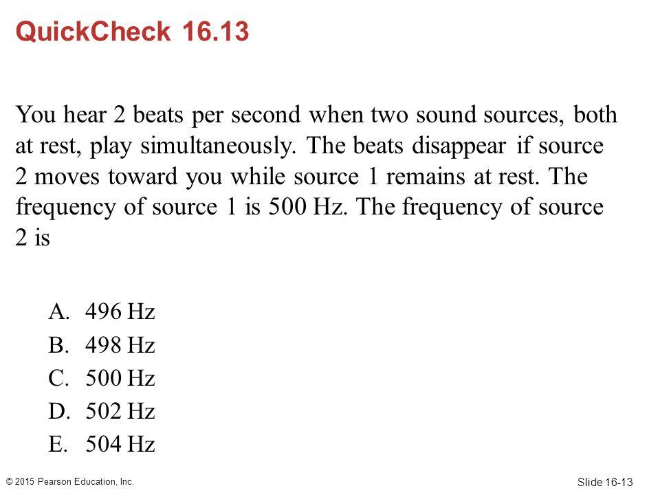 QuickCheck 16.13