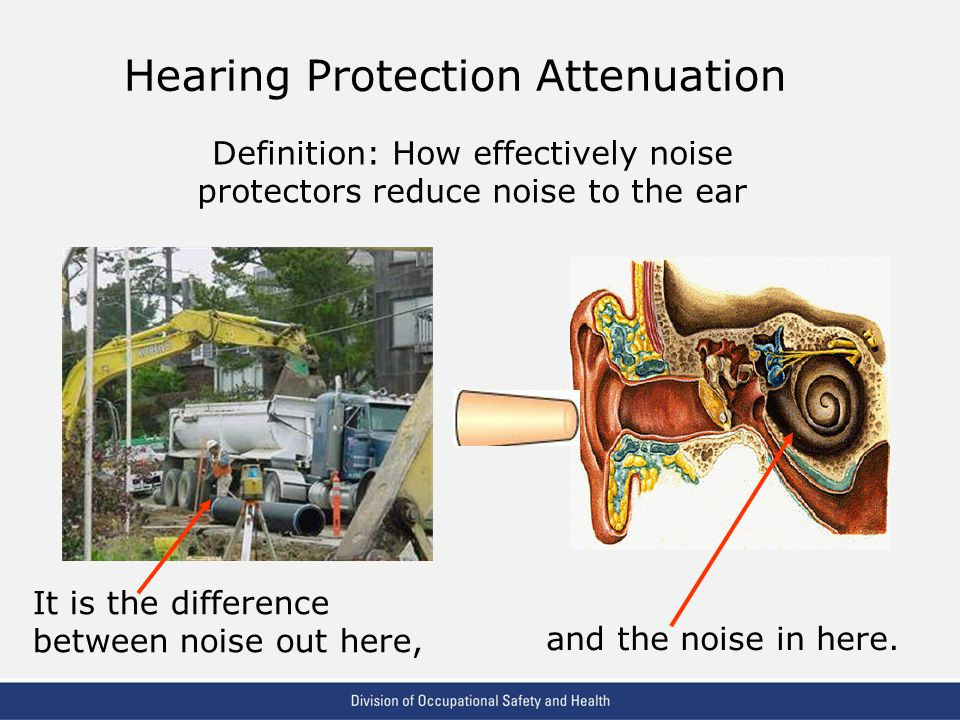 Hearing Protection Attenuation