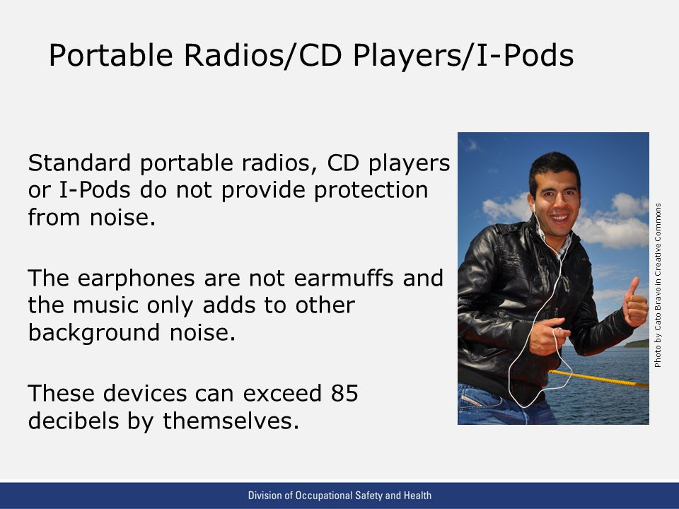Portable Radios/CD Players/I-Pods