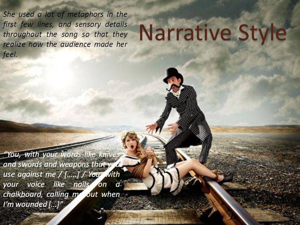 Narrative Style