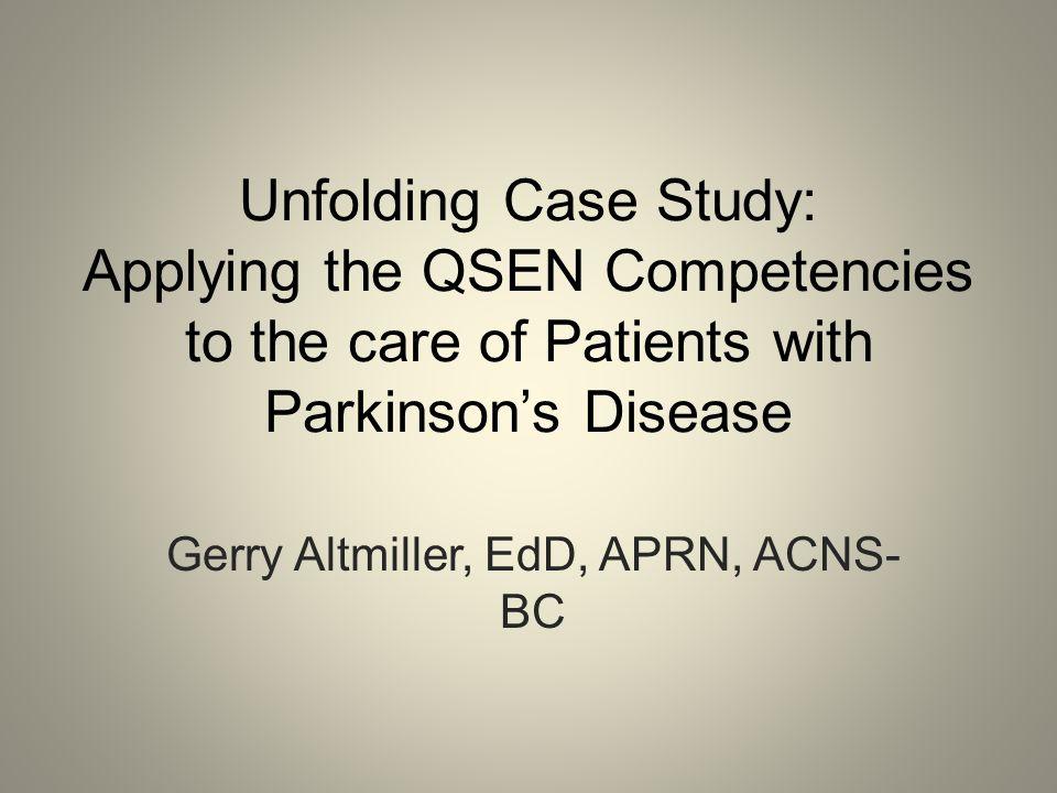 Gerry Altmiller, EdD, APRN, ACNS-BC