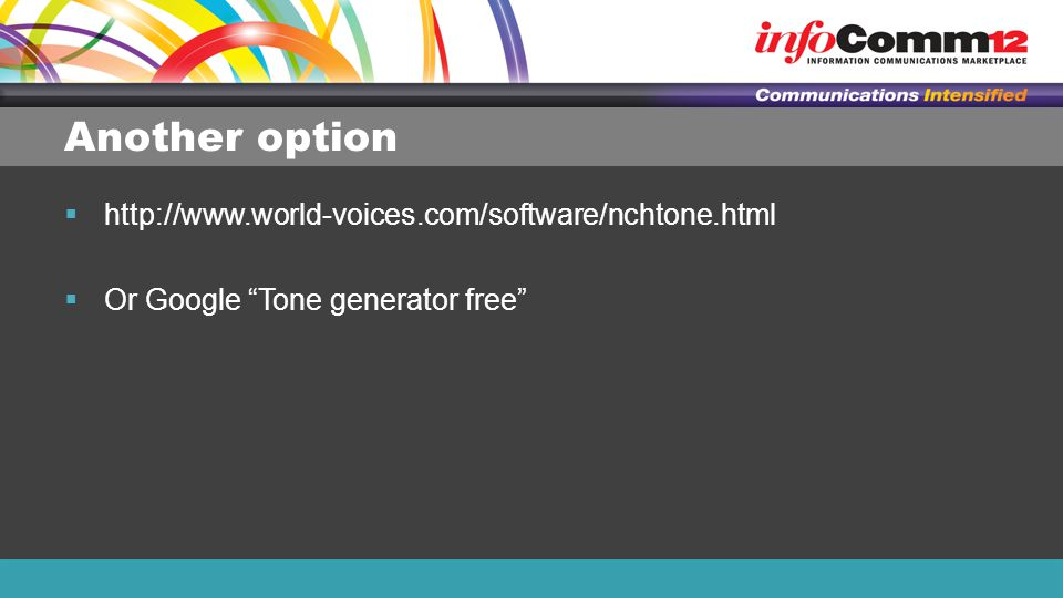 Another option http://www.world-voices.com/software/nchtone.html