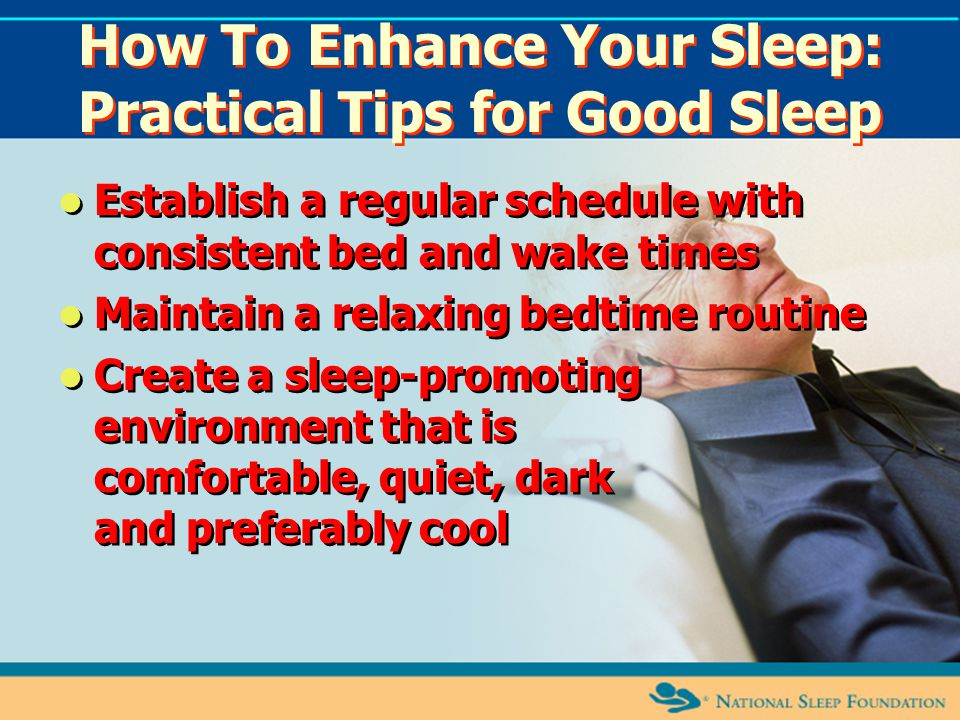 How To Enhance Your Sleep: Practical Tips for Good Sleep