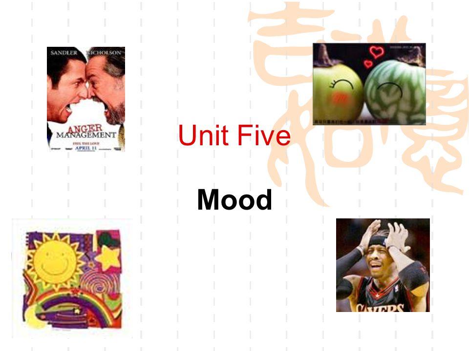 Unit Five Mood