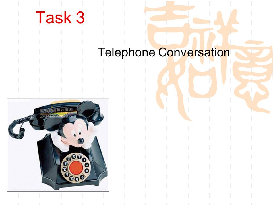 how to start telephonic conversation in english