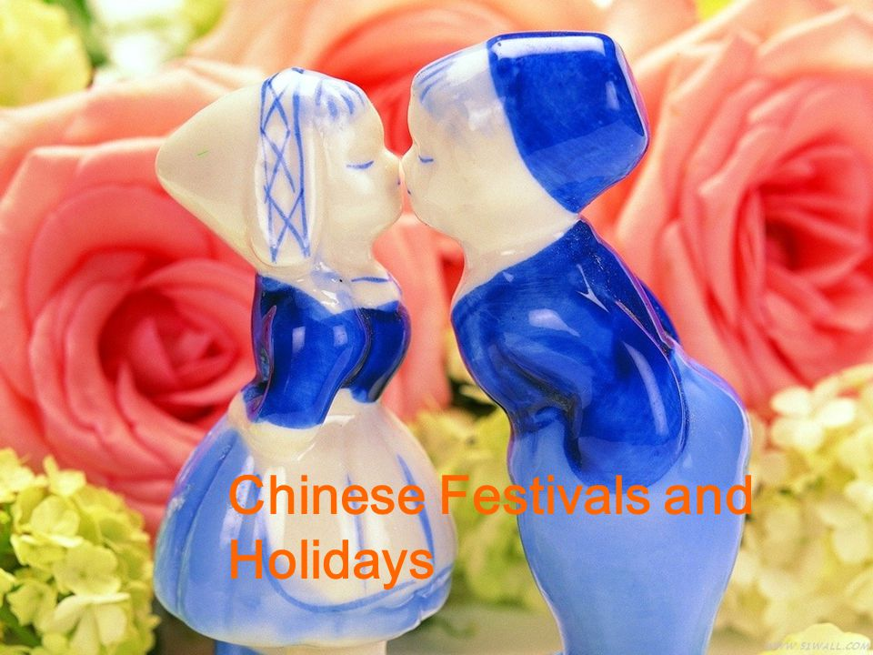 Chinese Festivals and Holidays