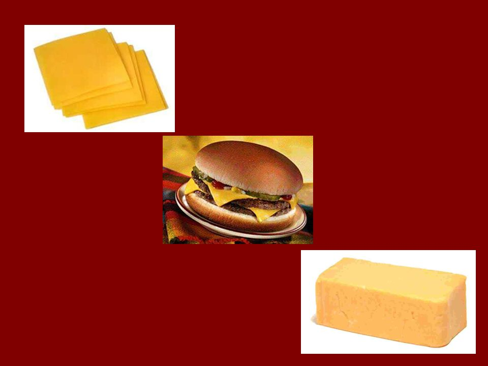 Cheese is another food that many people can't imagine giving up