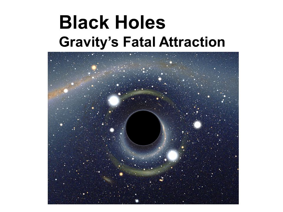 Black Holes Gravity's Fatal Attraction