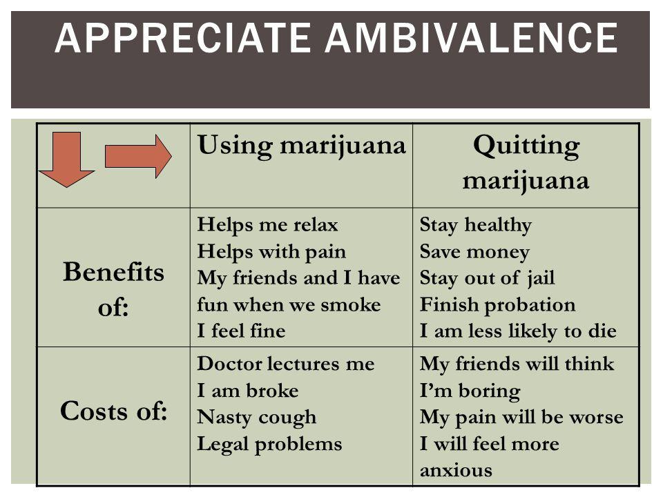 Appreciate Ambivalence