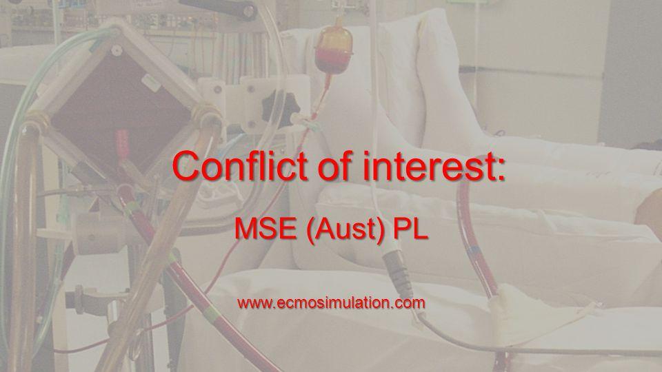 MSE (Aust) PL www.ecmosimulation.com