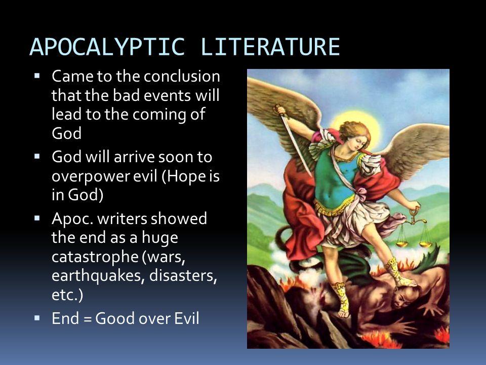 APOCALYPTIC LITERATURE