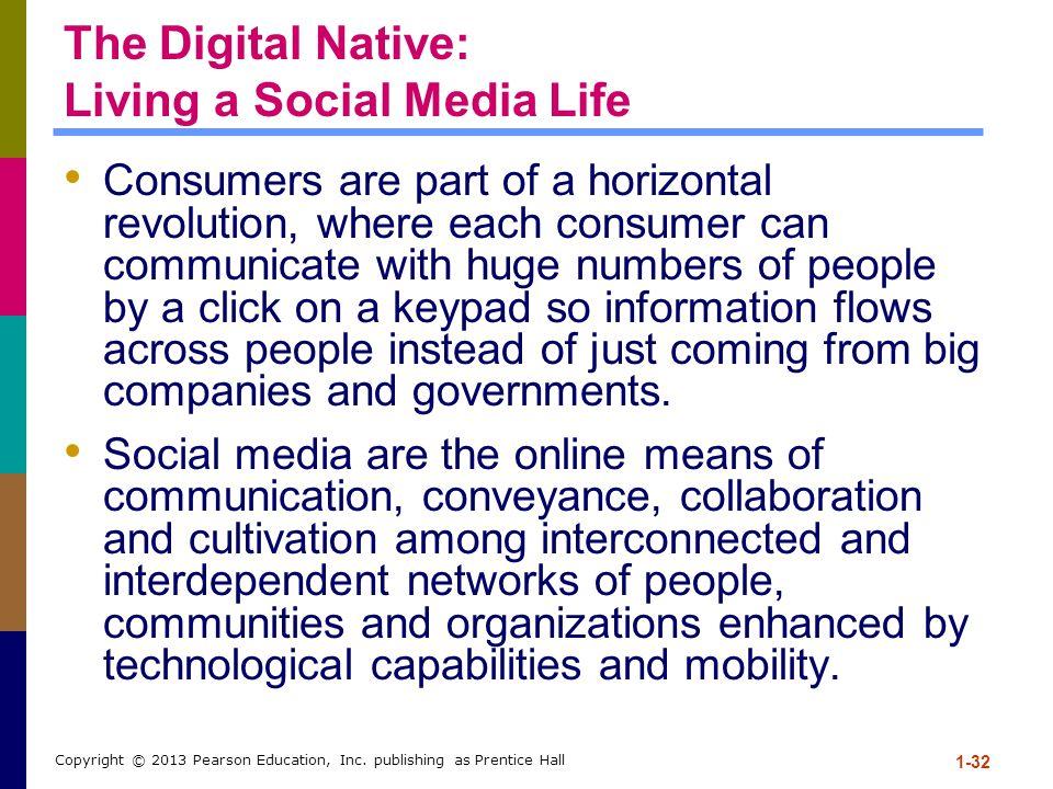 The Digital Native: Living a Social Media Life