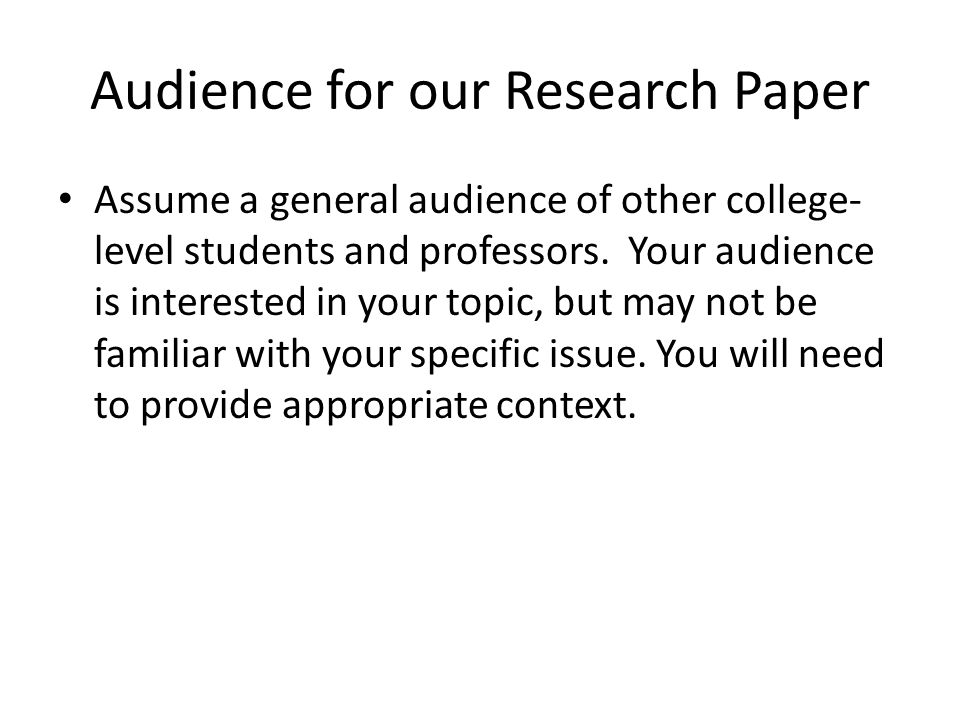 college level research paper format Our service includes writing coursework at any level work on their papers we have sample essays you can go through and college students handle.