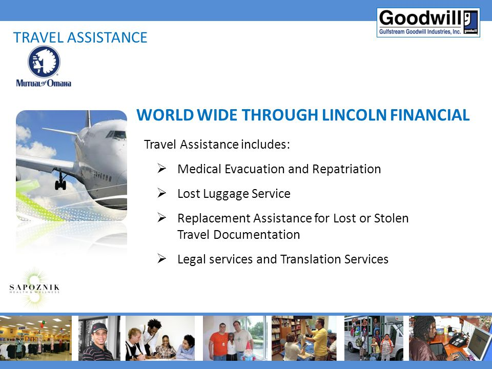 WORLD WIDE THROUGH LINCOLN FINANCIAL
