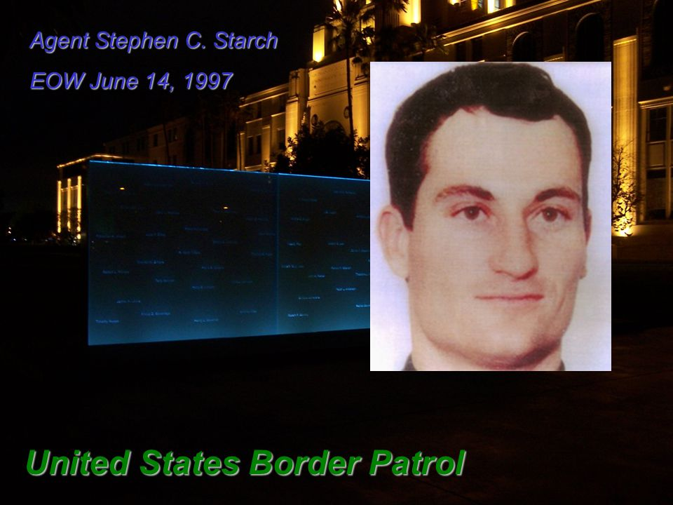 United States Border Patrol