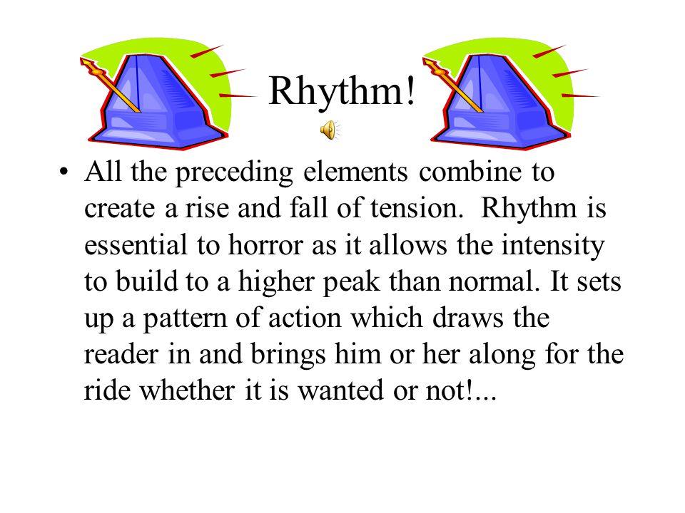 Rhythm!