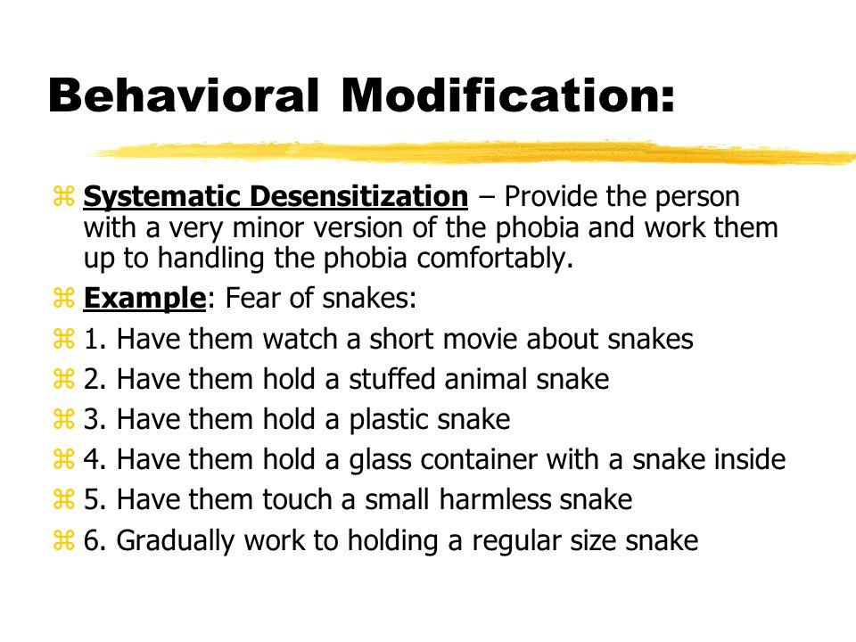 behavior modification essays Free behavior modification papers, essays, and research papers.
