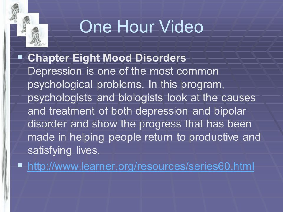 What should you know about bipolar disorder