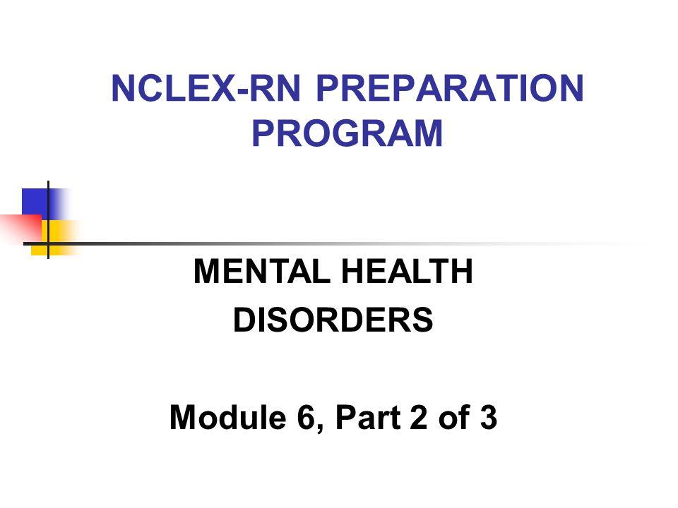 NCLEX-RN PREPARATION PROGRAM