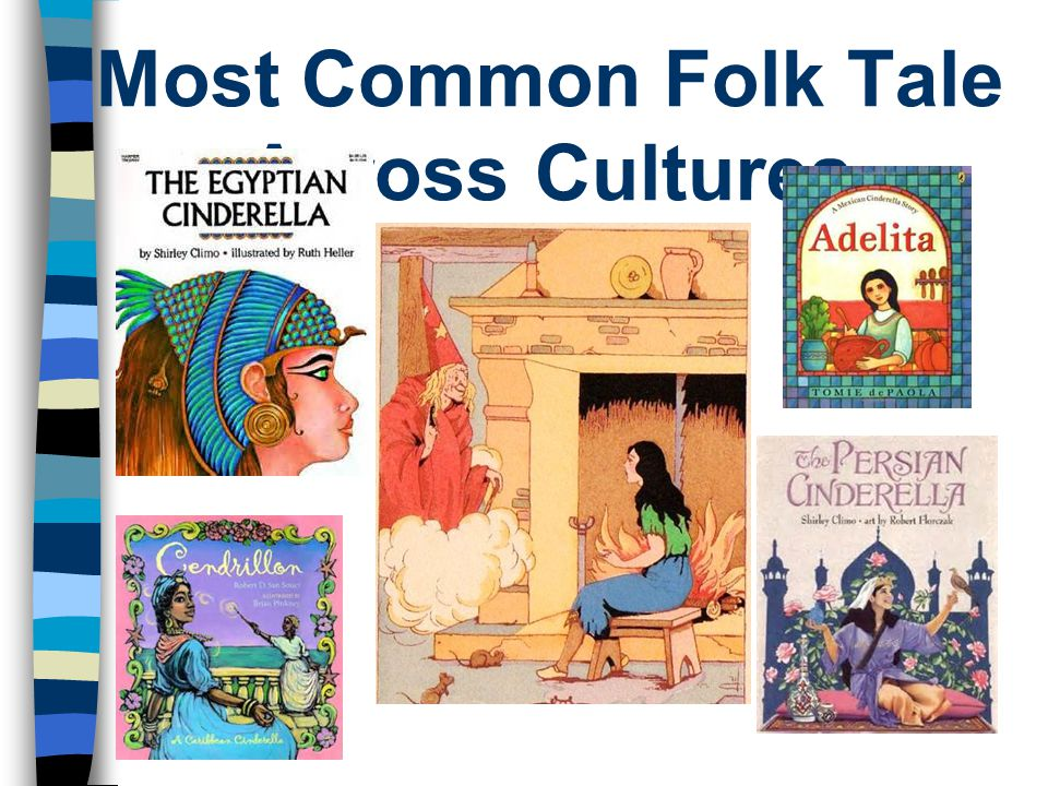 Most Common Folk Tale Across Cultures